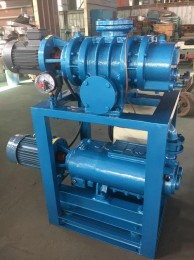 JZJD系列罗茨螺杆干泵真空机组